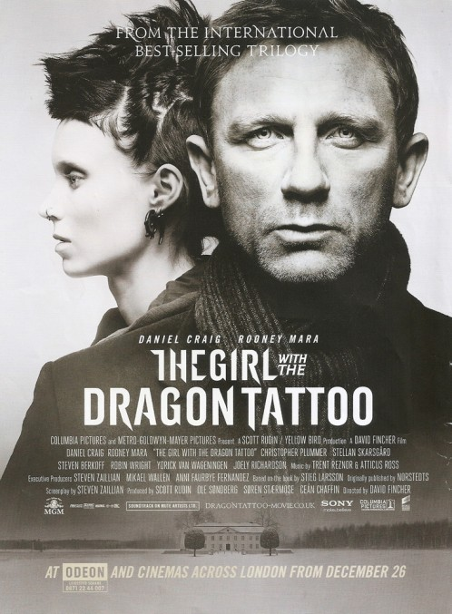 The Girl with the Dragon Tattoo | Daniel Craig