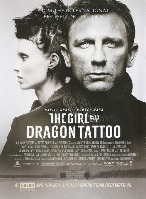 The Girl with the Dragon Tattoo   Daniel Craig