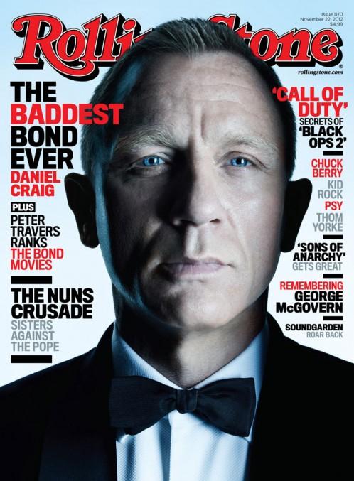 Rolling Stone   Daniel Craig