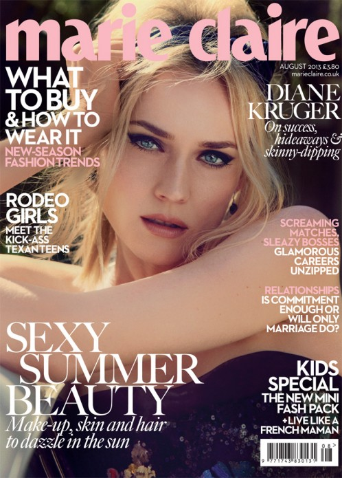 marie claire | diane kruger