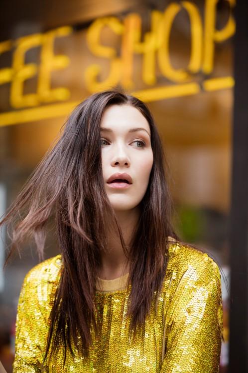 ES Magazine | Bella Hadid