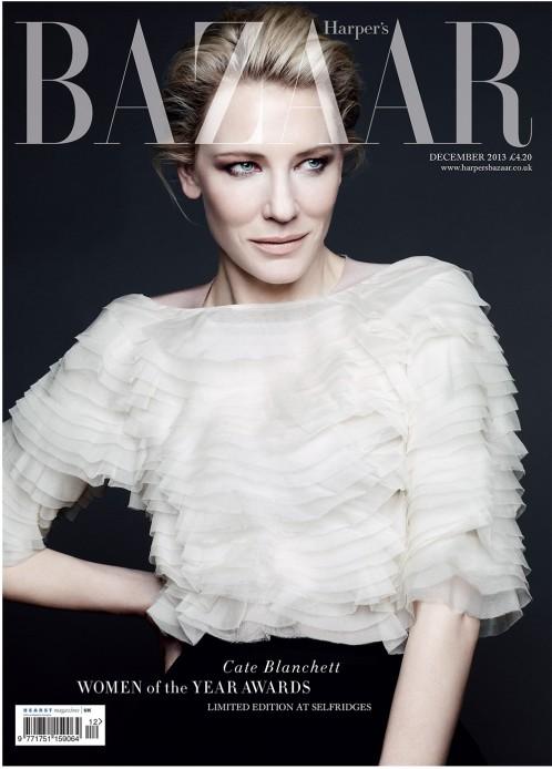Harper's Bazaar | Cate Blanchett