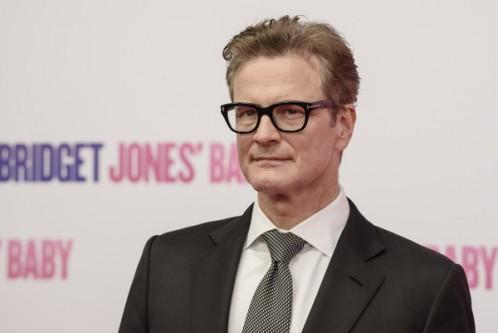 Colin Firth   Publicity Tour