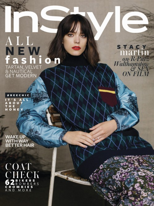 Instyle | Stacey Martin