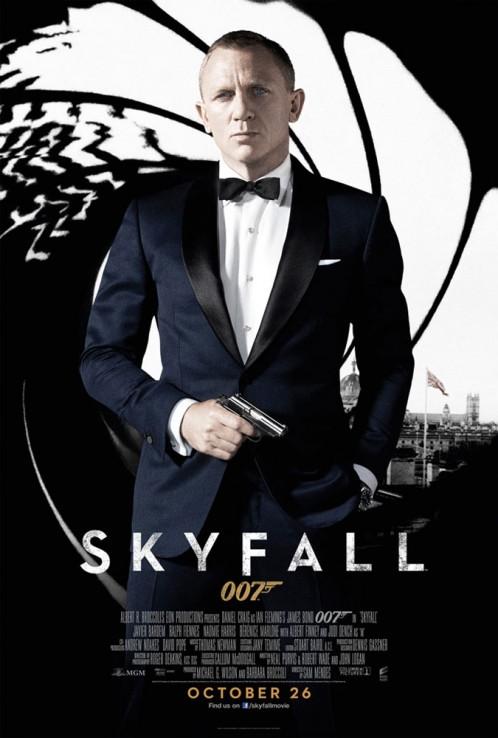 Skyfall | Daniel Craig