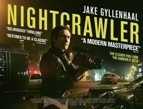 Night Crawler | Jake Gyllenhaal