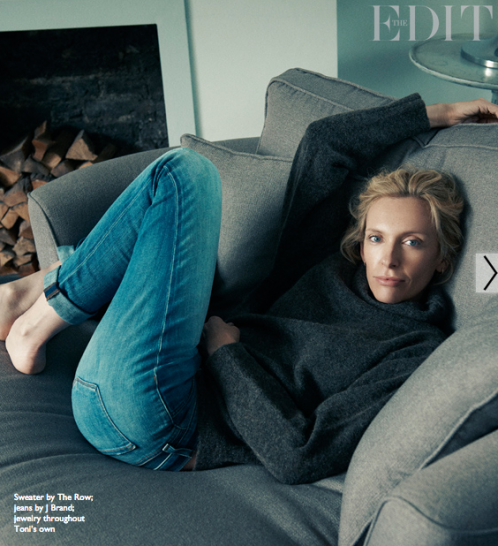 THE EDIT | TONI COLLETTE