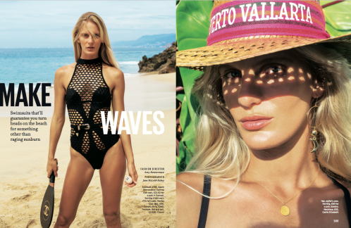 Cosmopolitan | make waves