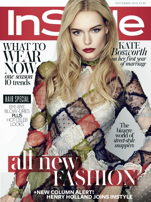 instyle | kate bosworth