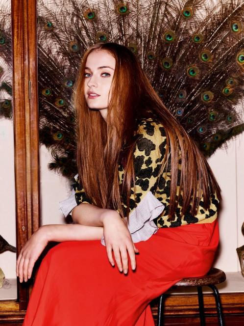 style | sophie turner