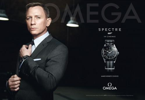 Omega   Daniel Craig