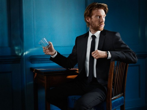 esquire | Domhnall Gleeson