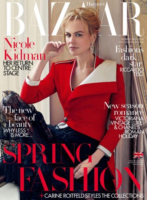 Harper's Bazaar | Nicole Kidman