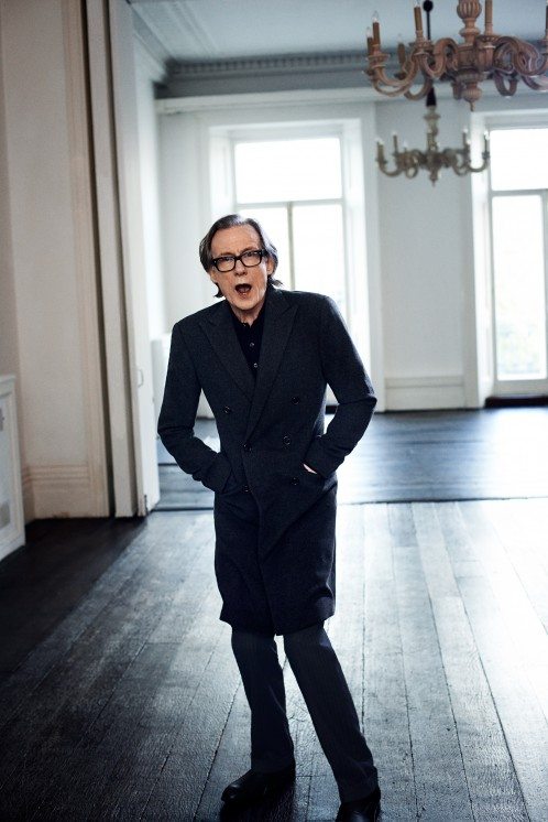 Esquire | Bill Nighy