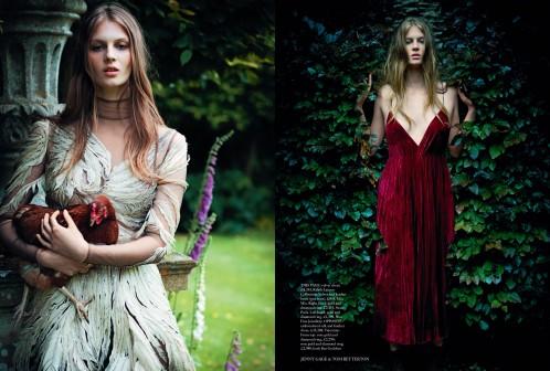Harper's Bazaar | Faerie Queen