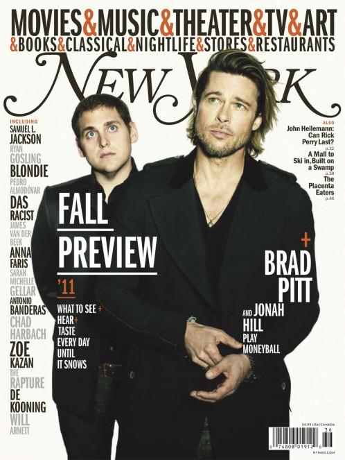 Brad and Jonah