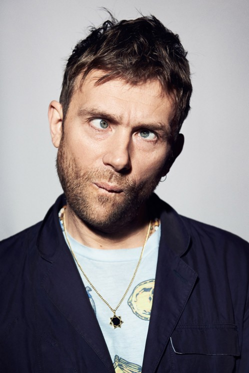 Vanity Fair | Damon Albarn