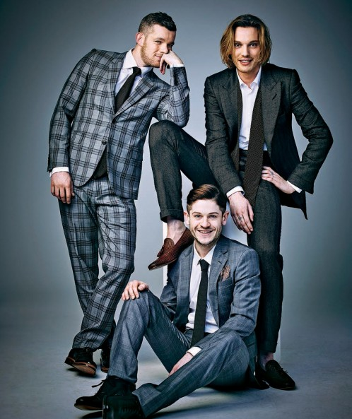 James Mcavoy | Michael Sheen | Jamie Campbell Bower