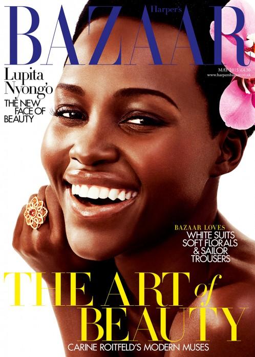 Harpers Bazaar | Lupita Nyong'o
