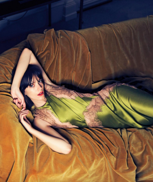 ES Magazine | Stacy Martin