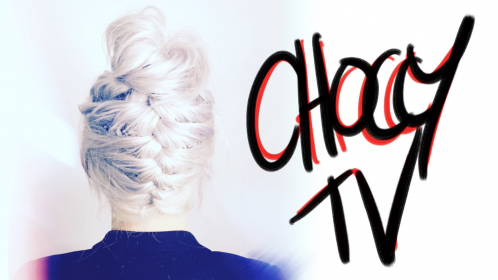 choccy tv | how to 'back plait'