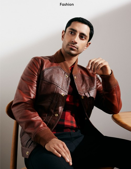 Esquire UK | Riz Ahmed