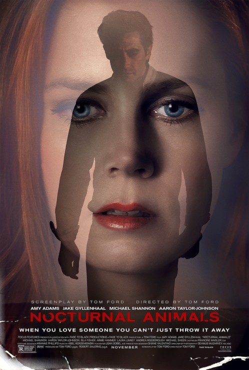 Nocturnal Animals  | Head of Make-Up Design