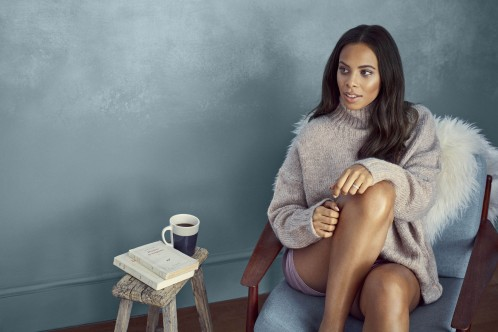Dulux Color the Year 2017 | Rochelle Humes