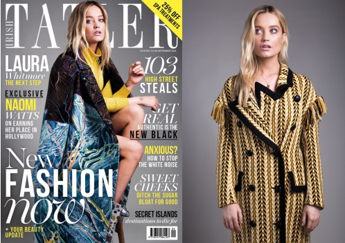 Irish Tatler | Laura Whitmore