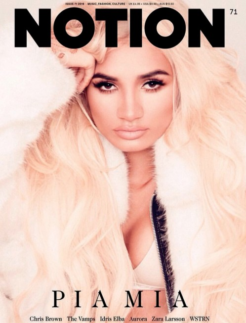 NOTION | PIA MIA