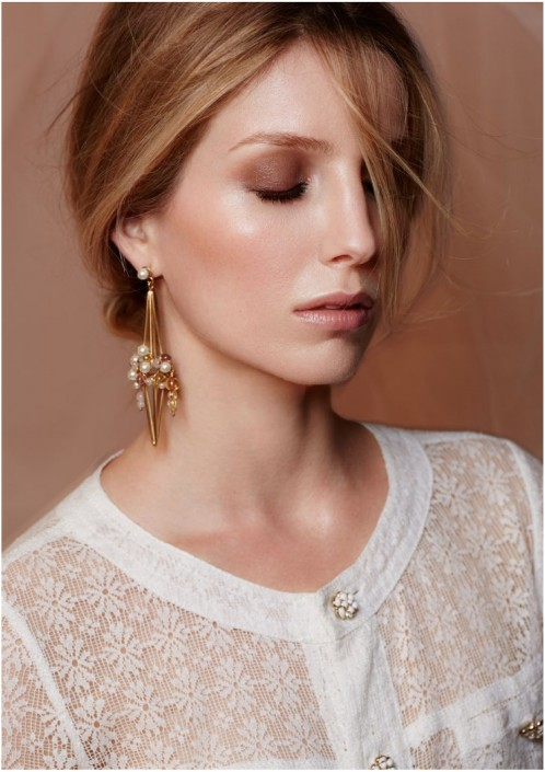 ANNABELLE WALLIS | CHANEL BEAUTY