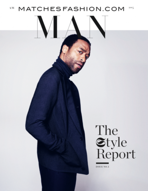 Matches Man | Chiwetel Ejiofor