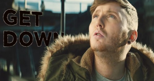 James Arthur | Get Down video