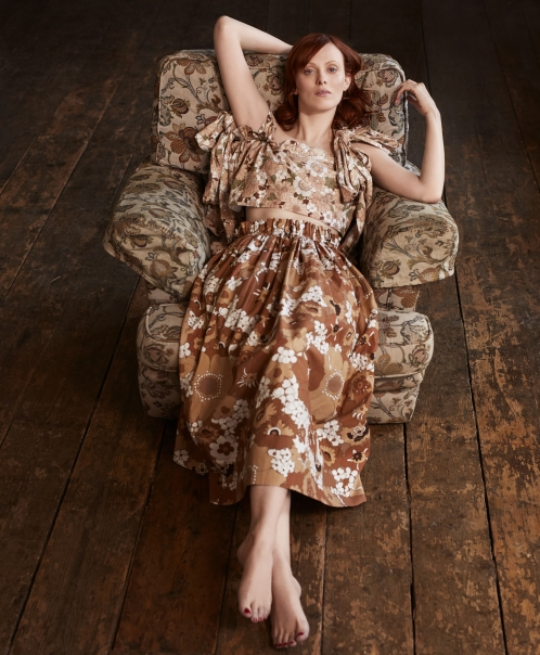 Karen Elson | The Guardian Fashion Issue