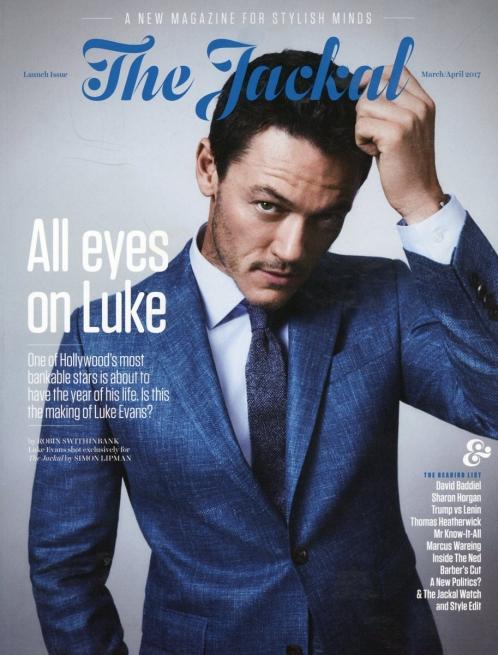 The Jackal   Luke Evans