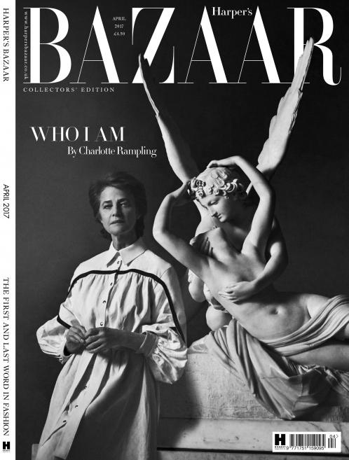 Harper's Bazaar | Charlotte Rampling