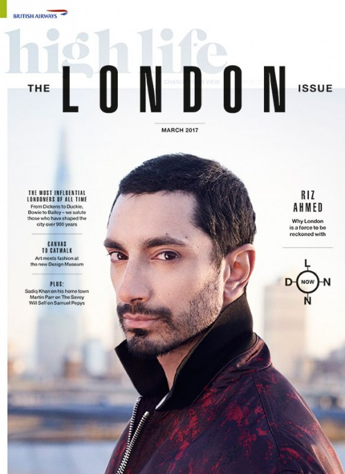 BA High Life | Riz Ahmed