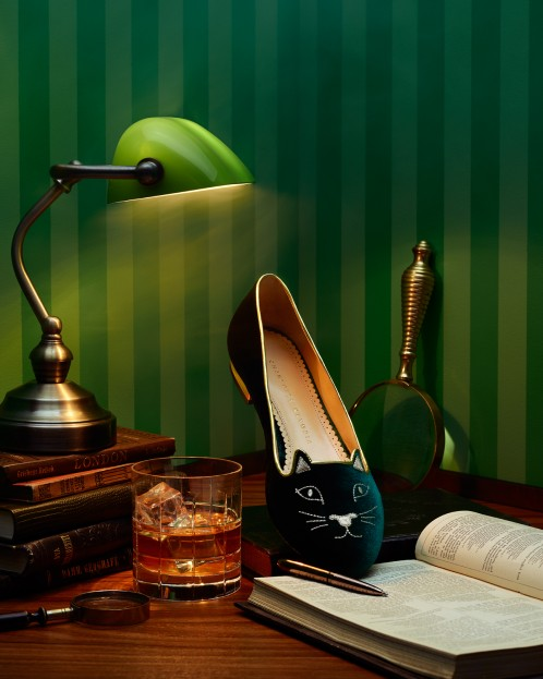 Charlotte Olympia for The Outnet