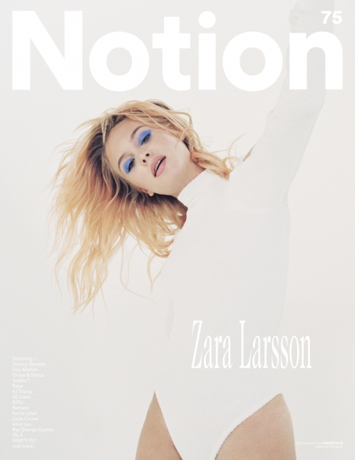 NOTION | ZARA LARSSON