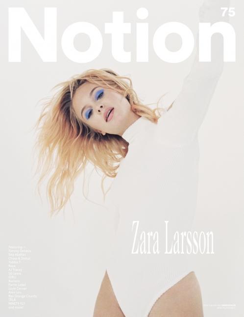 NOTION | ZARA LARSSON