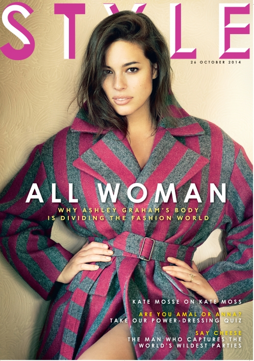 SUNDAY TIMES STYLE | ASHLEY GRAHAM