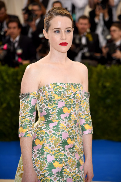 Claire Foy | Met Ball