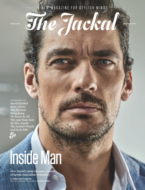 The Jackal | David Gandy