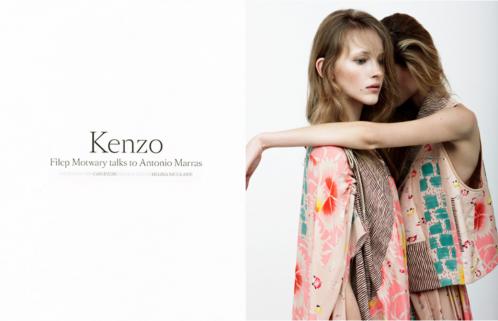 UNDERCURRENT | KENZO