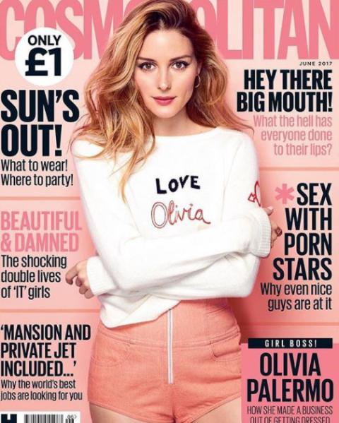 Cosmopolitan | Olivia Palermo