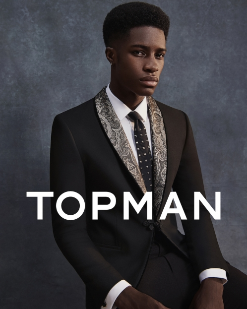TOPMAN SS17 SUITING