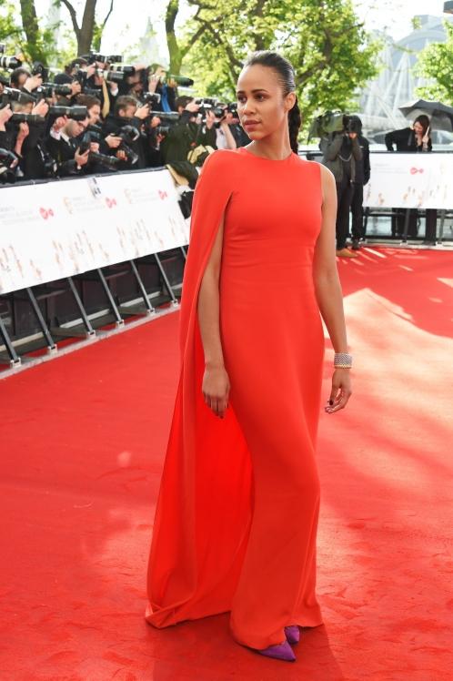 Zawe Ashton | BAFTA TV Awards