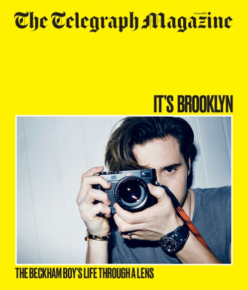 TELEGRAPH MAGAZINE | Brooklyn Beckham