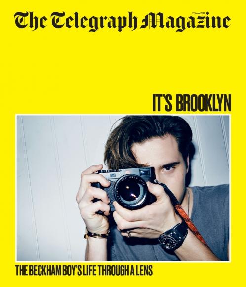 Telegraph Magazine| Brooklyn Beckham