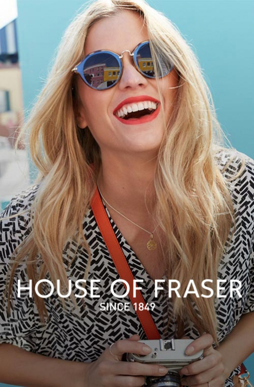 House of Fraser | Holiday